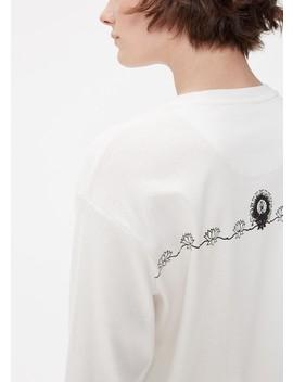 Long Sleeve Meditation T Shirt by Wales Bonner