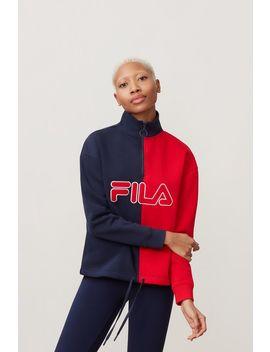 Nayara 1/4 Zip Sweatshirt by Fila