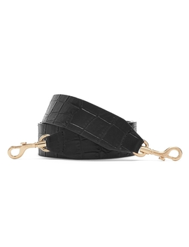 Croc Embossed Leather Strap by Cuyana