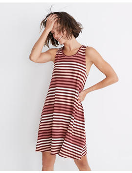 Highpoint Tank Dress In Sulley Stripe by Madewell