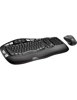 Mk550 Wireless Wave Combo by Logitech