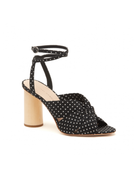 Tatiana Cinched Sandal With Ankle Strap by Loeffler Randall