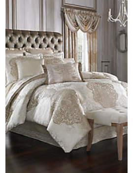 La Scala Comforter Set by J Queen New York