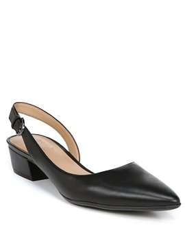 Banks Leather Dress Pumps by Naturalizer