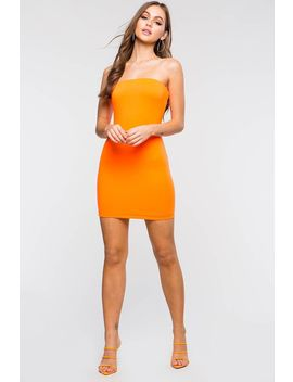 Essential Tube Dress by A'gaci