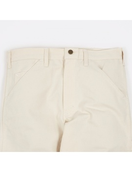 Single Front Painter Trousers   Natural by Stan Ray