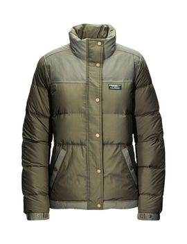 Women's Mountain Classic Down Jacket, Colorblock by L.L.Bean