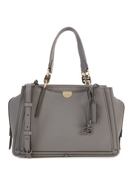 Dreamer Mixed Leather Tote by Coach