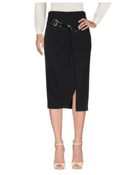 midi-skirts by givenchy