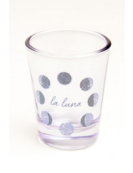 Eb Exclusive: Moon Phase Shot Glass by Earthbound