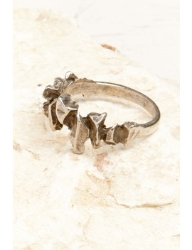 Metal Rocks Ring by Earthbound