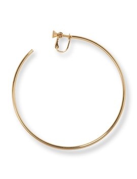 Large Clip Hoop Earrings by Vince Camuto