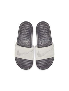 Nike Benassi Jdi Leather Se by Nike
