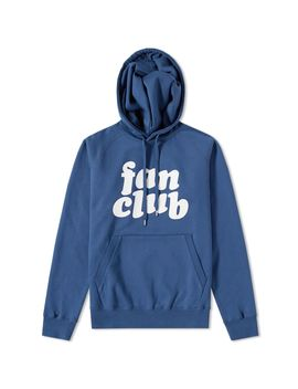 Wood Wood Fred Fan Club Hoody by Wood Wood