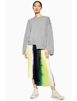 **asymmetric-hem-jumper-by-boutique by topshop