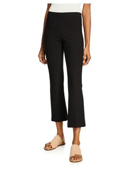 Cropped Flared Leg Pants by Vince