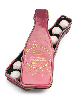 Prosecco Truffle Tin by House Of Dorchester
