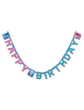 Party Banner Shimmer And Shine American Greetings by Shop This Collection
