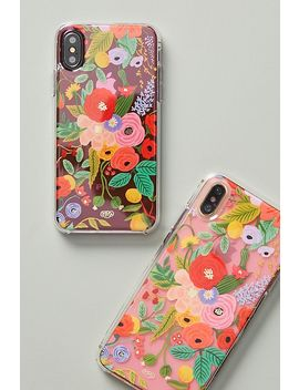 Rifle Paper Co. Valerie I Phone X Case by Rifle Paper Co.