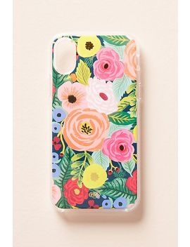 Rifle Paper Co. Juliet I Phone X Case by Rifle Paper Co.