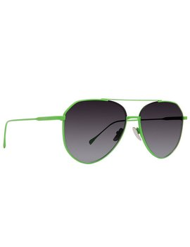 Dash Neon Aviator Sunglasses by Diff Eyewear