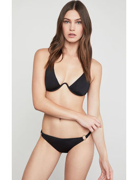 Strappy Underwire Bikini Top by Bcbgmaxazria