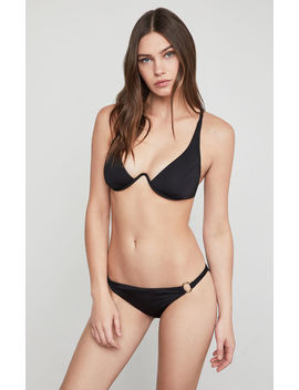 Strappy Ring Hipster Bottom by Bcbgmaxazria