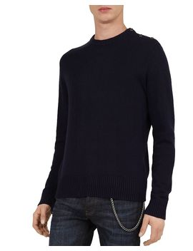 Mix Wool & Cashmere Sweater by The Kooples