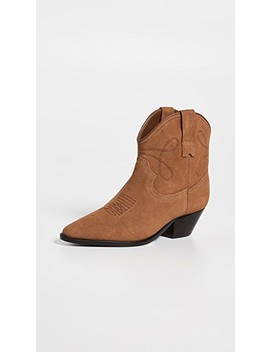 Izolita Western Booties by Schutz