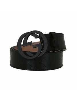 mens-fashion-casual-belt---removable-buckle by gem-tide