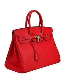 qidell-womens-padlock-handbags-with-gold-hardware-on-clearance by qidell