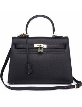 kueh-padlock-handbags-for-womens-designer-top-bag-with-gold-hardware by kueh
