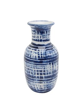 Kiley Ceramic Table Vase by World Menagerie