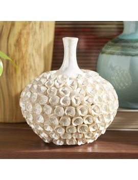 El Mare Short Vase by Bradburn Home
