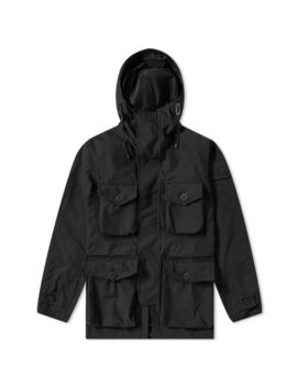Ark Air Smock & Mesh Parka   End. Exclusive by Ark Air