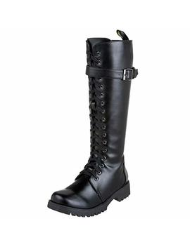 volatile-womens-boot-camp-combat-boot by volatile