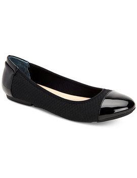 Women's Step 'n Flex Tavii Flats, Created For Macy's by Alfani