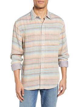Belmar Regular Fit Reversible Shirt by Faherty