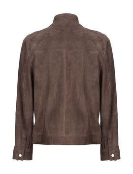 Eleventy Leather Jacket   Coats & Jackets by Eleventy