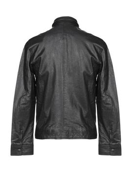 John Varvatos Leather Jacket   Coats & Jackets by John Varvatos