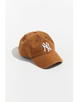 '47 Brand X Carhartt New York Yankees Dad Baseball Hat by '47 Brand