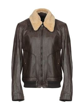 Belstaff Leather Jacket   Coats & Jackets by Belstaff