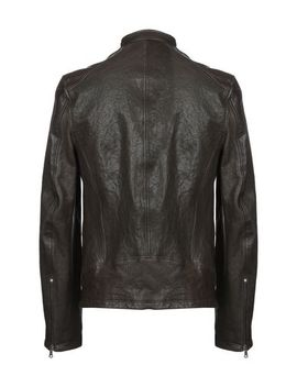 Cover Orciani Biker Jacket   Coats & Jackets by Cover Orciani