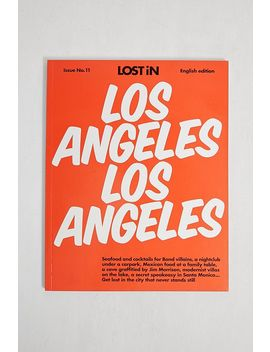 Los Angeles: A City Guide By Lost In The City by Urban Outfitters