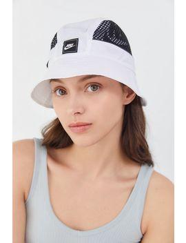 Nike Sportswear Mesh Bucket Hat by Nike