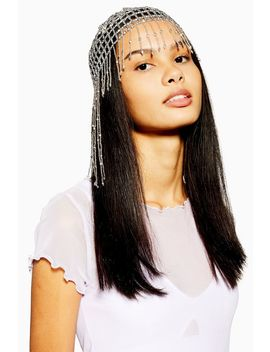 Festival Fringed Head Piece by Topshop