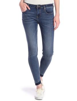 Marley Release Hem Skinny Jeans by Vigoss
