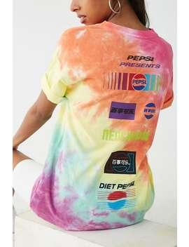 Pepsi Tie Dye Tee by Forever 21