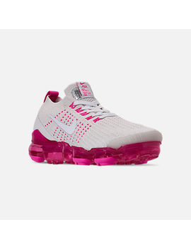 Women's Nike Air Vapor Max Flyknit 3 Running Shoes by Nike