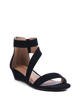 Jacey Strap Wedge Sandal by Report